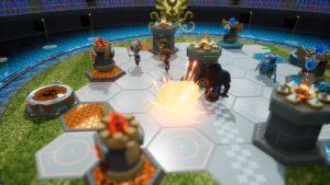 اسکرین-شات-بازی-Hex-Gambit