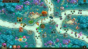 اسکرین-شات-بازی-Kingdom-Rush-Origins