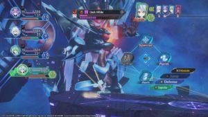 لقطة شاشة لعبة Megadimension- Neptunia-VIIR
