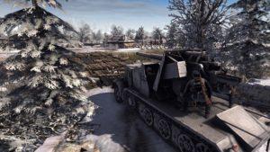 اسکرین-شات-Men-of-War-Assault-Squad-2-Ostfront-Veteranen