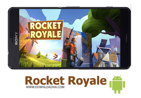 کاور-بازی-rocket-royale