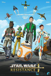 کاور-Star-Wars-Resistance-2018