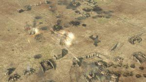 اسکرین-شات-بازی-Sudden-Strike-4-Africa-Desert-War
