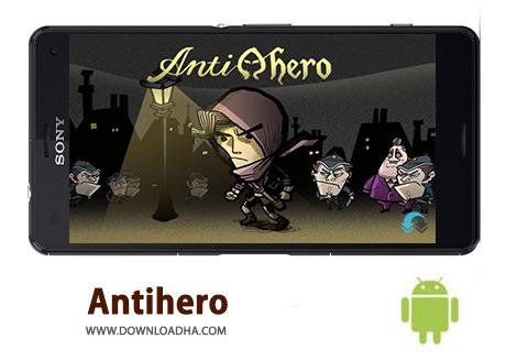کاور-Antihero