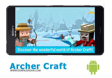 کاور-بازی-archer-craft