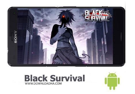 بازی-black-survival-اندروید