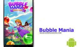 بازی-bubble-mania-اندروید