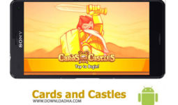 کاور-بازی-cards-and-castles