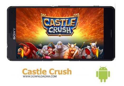 بازی-castle-crush-free-strategy-games-اندروید