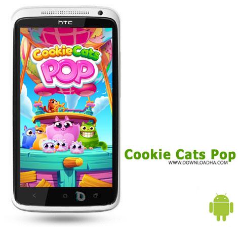بازی-cookie-cats-pop-اندروید
