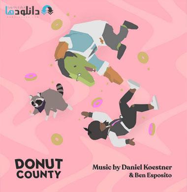 موسیقی-متن-بازی-donut-county-ost