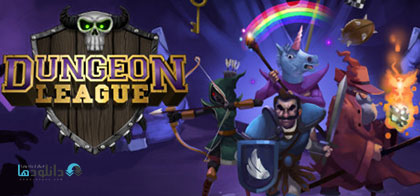 دانلود-بازی-Dungeon-League