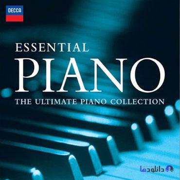 البوم-موسیقی-essential-piano