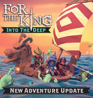 دانلود-بازی-For-the-King-Into-The-Deep