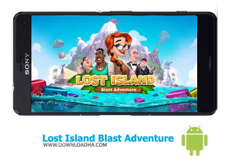 بازی-lost-island-blast-adventure-اندروید