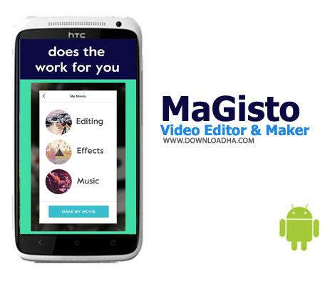 کاور-برنامه-magisto-video-editor-and-maker