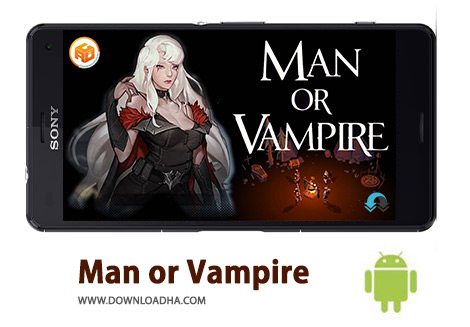 کاور-Man-or-Vampire