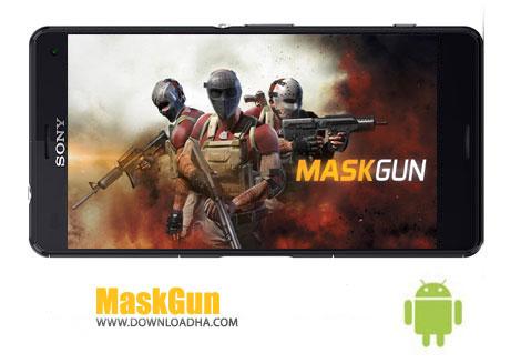 بازی-maskgun-multiplayer-fps-اندروید