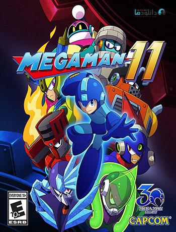 دانلود-بازی-Mega-Man-11