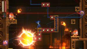 لقطة شاشة لعبة ميجا مان 11