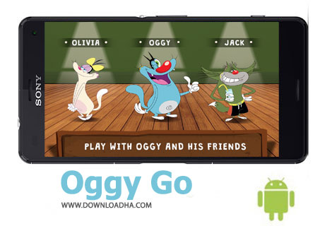 کاور-بازی-oggy-go-world-of-racing