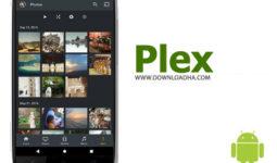 کاور-برنامه-plex-for-android