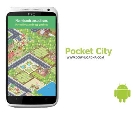 کاور-بازی-pocket-city-free
