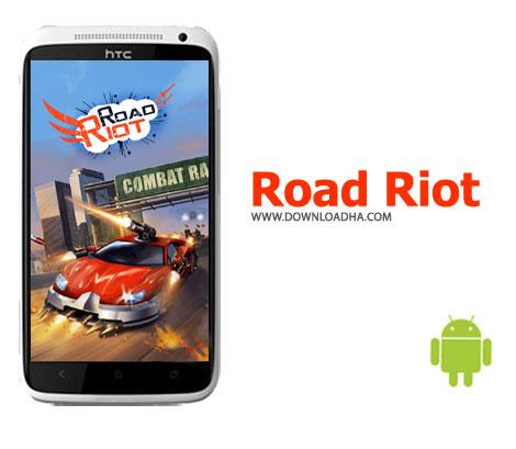 کاور-بازی-road-riot