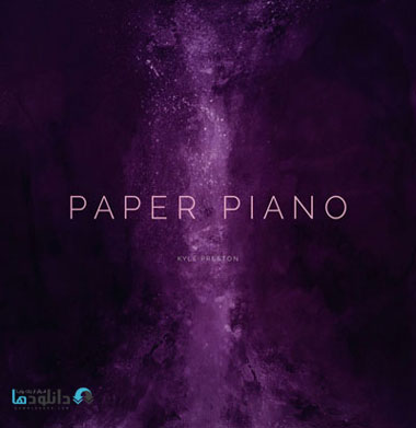 البوم-موسیقی-paper-piano-music-album
