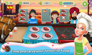اسکرین-شات-بازی-breakfast-cooking-mania