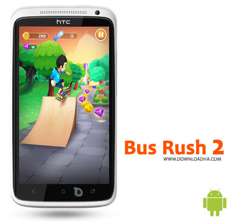 بازی-bus-rush-2-multiplayer-اندروید