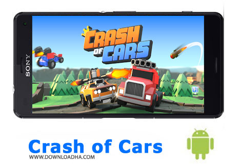 کاور-بازی-crash-of-cars