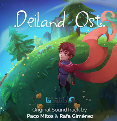 البوم-موسیقی-deiland-ost
