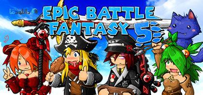 دانلود-بازی-Epic-Battle-Fantasy-5