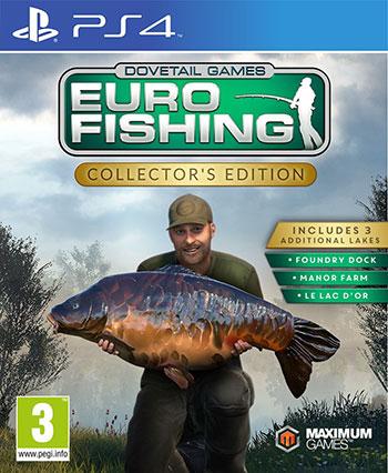 دانلود-بازی-Euro-Fishing-Collectors-Edition