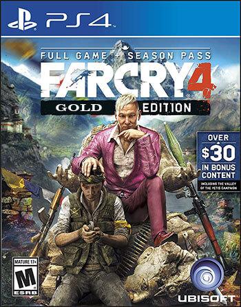 دانلود-بازی-Far-Cry-4-Gold-Edition-ps4