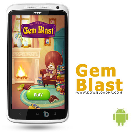 بازی-gem-blast-magic-match-puzzle-اندروید