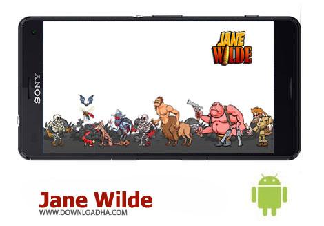 بازی-jane-wilde-اندروید