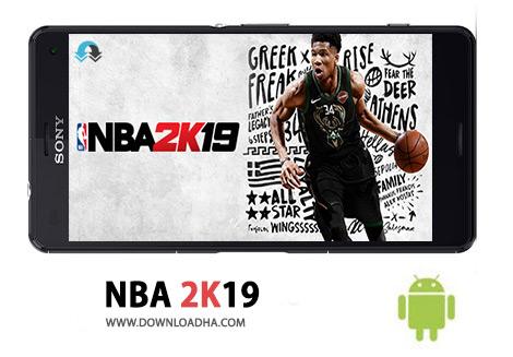 کاور-NBA-2K19
