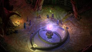 اسکرین-شات-Pillars-of-Eternity-II-Deadfire-The-Forgotten-Sanctum