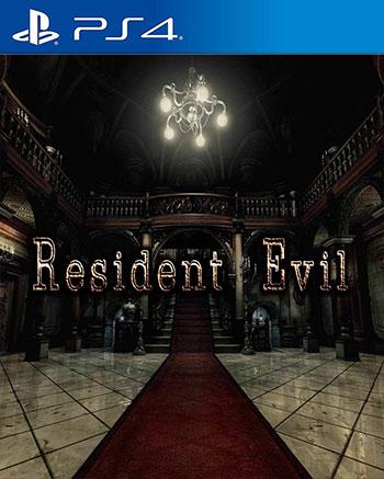دانلود-بازی-Resident-Evil-HD-Remaster