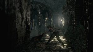 اسکرین-شات-بازی-Resident-Evil-HD-Remaster-PS4
