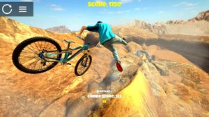 اسکرین-شات-Shred-2-Freeride-Mountainbiking