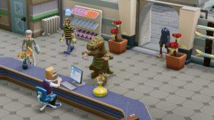اسکرین-شات-بازی-Two-Point-Hospital-Bigfoot