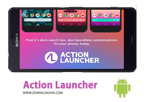 کاور-Action-Launcher