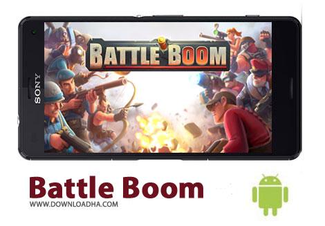 بازی-battle-boom