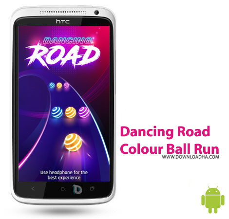 کاور-بازی-dancing-road-colour-ball-run