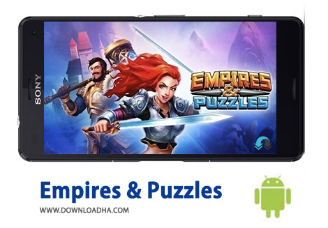 کاور-Empires-and-Puzzles