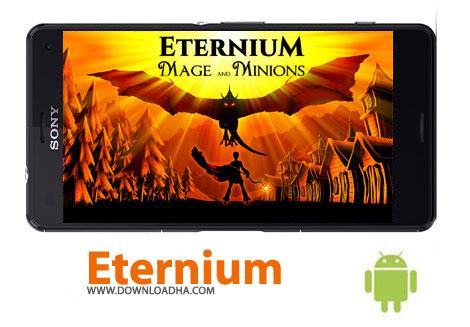 کاور-بازی-eternium-mage-and-minions
