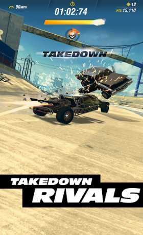 اسکرین-شات-Fast-and-Furious-Takedown